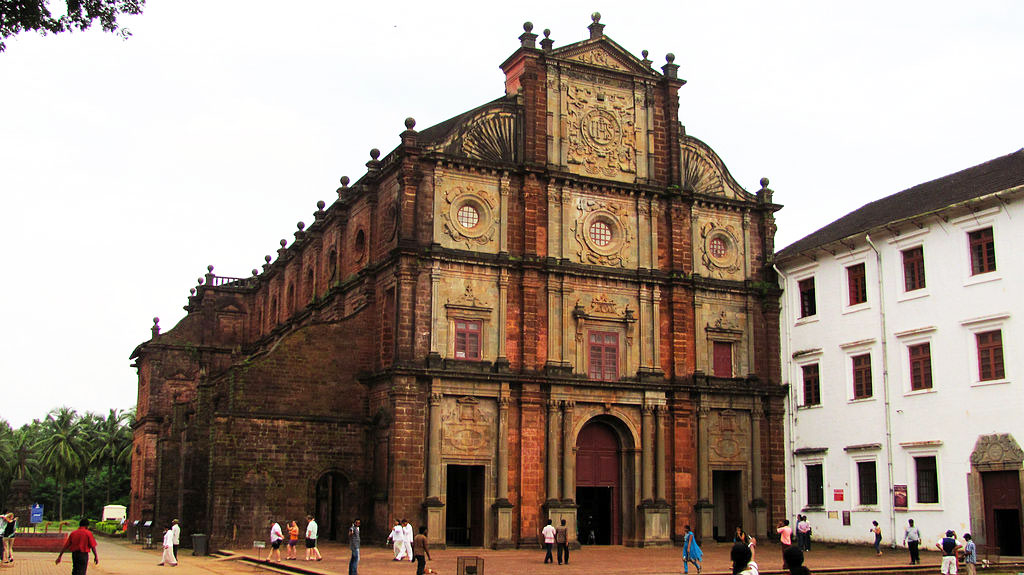 Image result for Churches & Old Goa