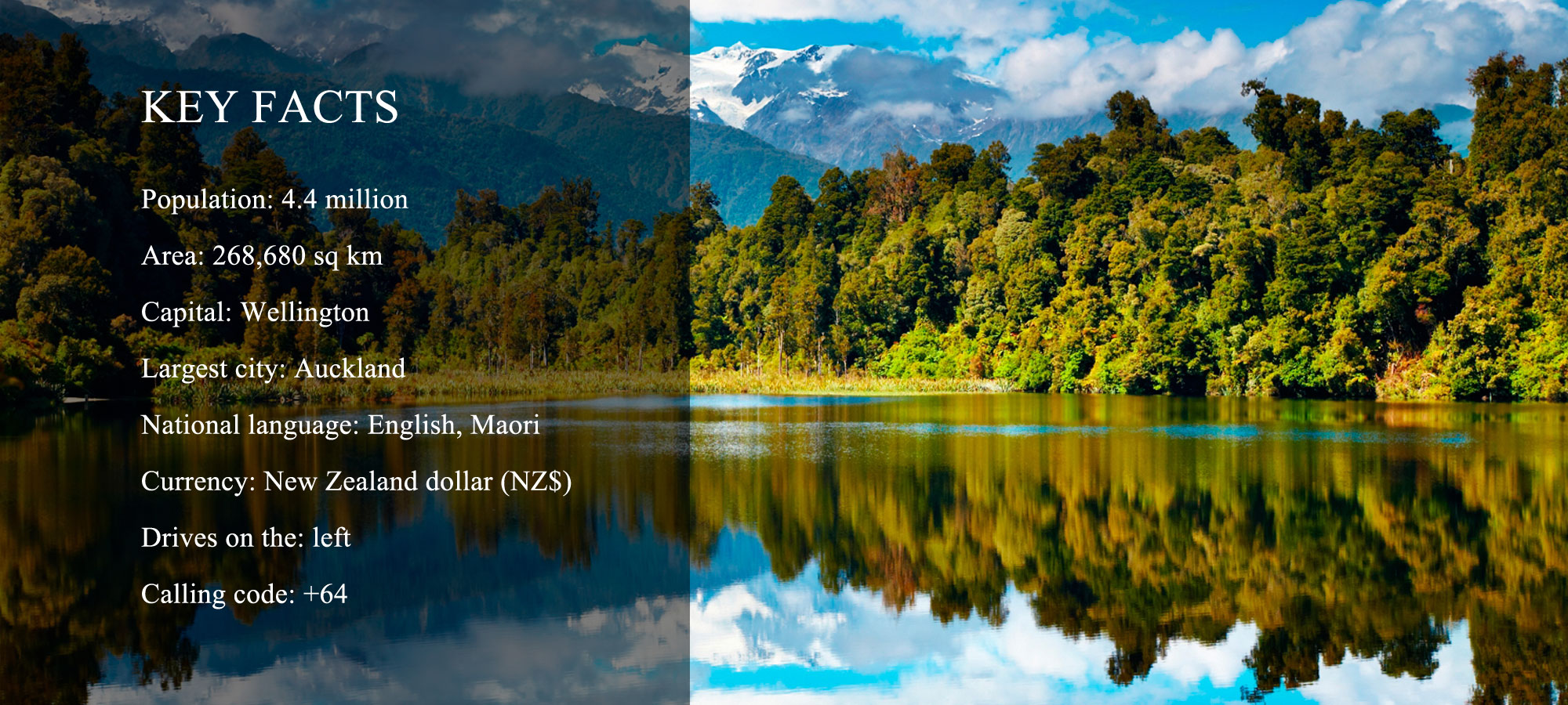 Top Reasons To Visit New Zealand - Where is new zealand located